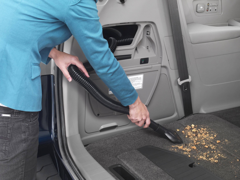 Detroit Honda Odyssey S Latest Minivan Comes With Built