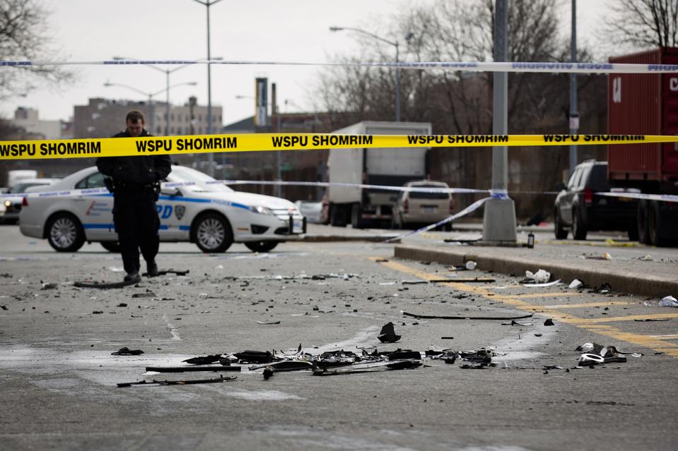 New York - NYPD Changes Traffic Crash Policy - Vos Iz Neias