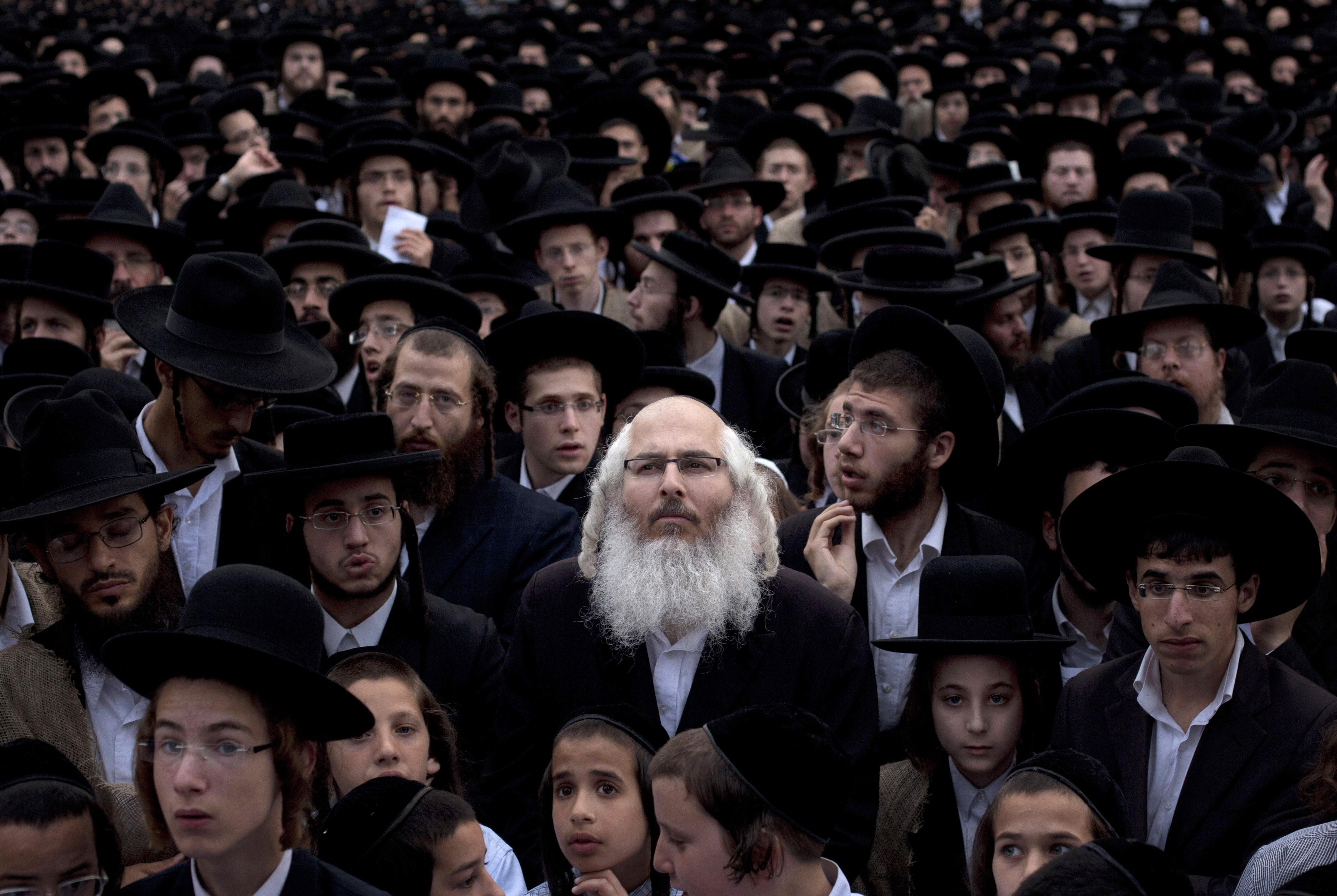 Orthodox Jews By Nationality