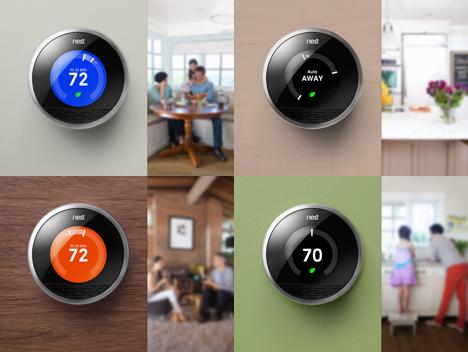 san francisco controlling the 39 smart home 39 nest enlists. Black Bedroom Furniture Sets. Home Design Ideas