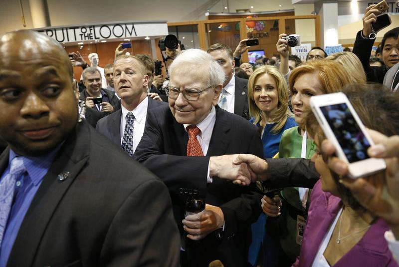 Image result for Warren Buffett's Berkshire Hathaway Inc