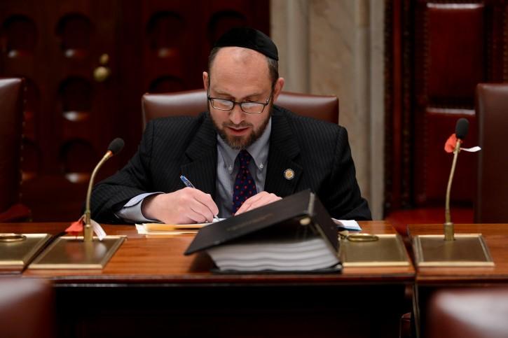 FILE - Felder in Albany - Credit: NY State Senate