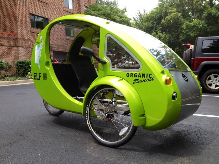 Elf Bike Car Cost