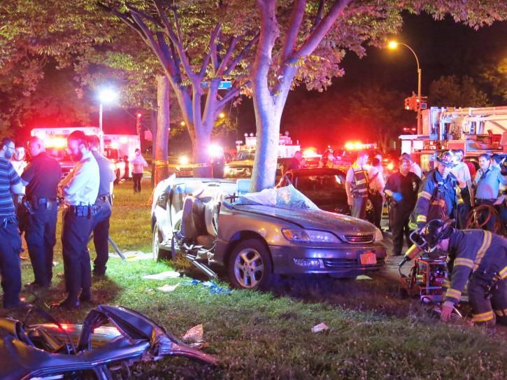 Car Accident Brooklyn Ny Today Avenue U