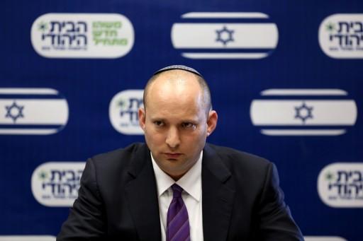 File photo of Naftali Bennett head of Israel's Jewish Home party. EPA/ABIR SULTAN