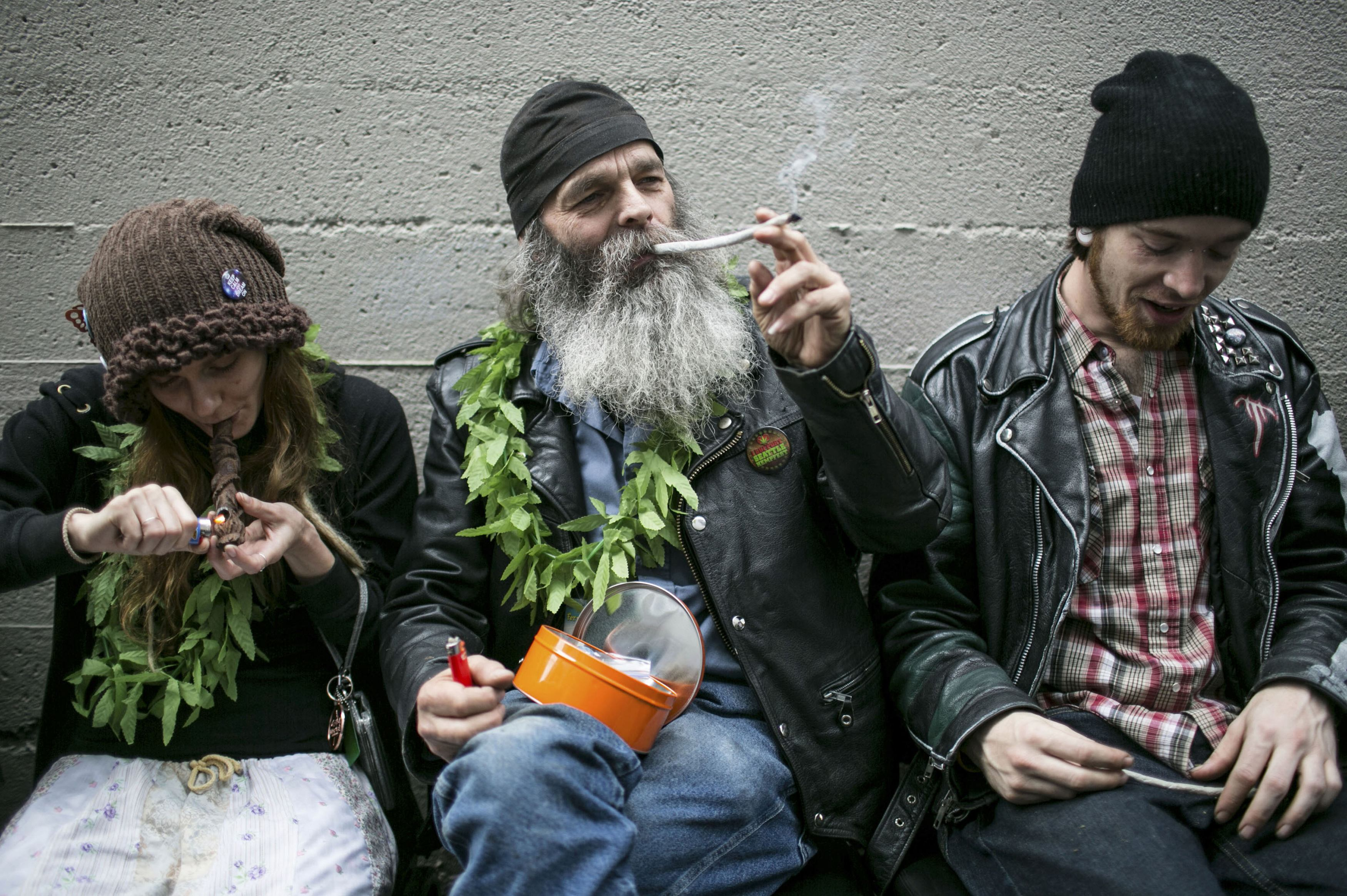 Легализация марихуаны в США и сравнение  с тем, как в других странах готовятся к этому процессу.