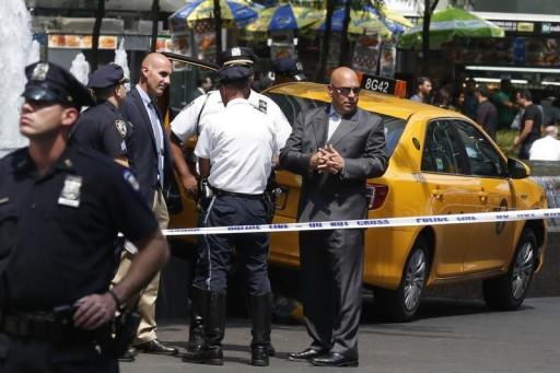 New York, NY - Runaway NYC Taxi Driver: Job Is Too Stressful