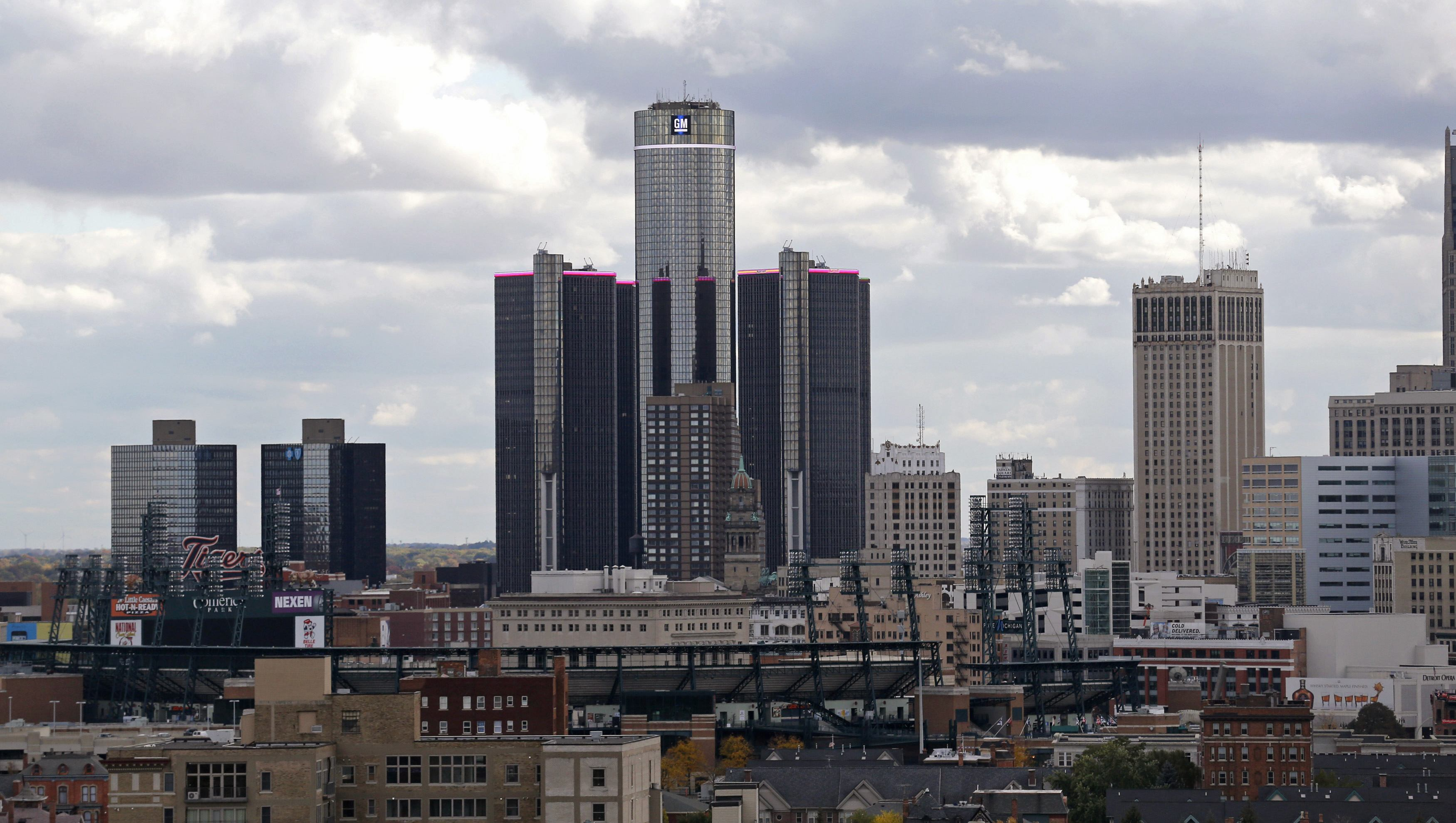 Detroit U S Reports 9 7 Billion Loss On General Motors