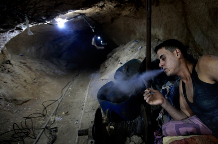 palestinian smuggling tunnels essay Gaza strip: blitzed, caged and broken, palestinians' nightmarish existence has no israel bars palestinian fishermen the war just before the smuggling tunnels.