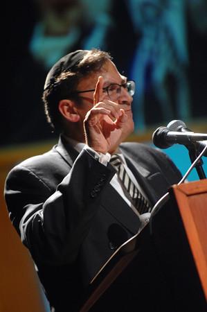 FILE - Rabbi Zecharia Wallerstein