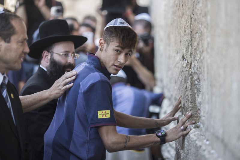 Jerusalem Netanyahu To Reform Jews The Western Wall
