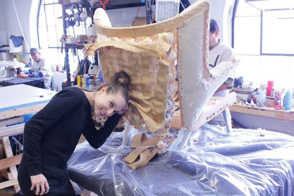 Amazing FILE  Hanny Lerner, President Of New York Cityu0027s MOD Restoration LLC, At Her