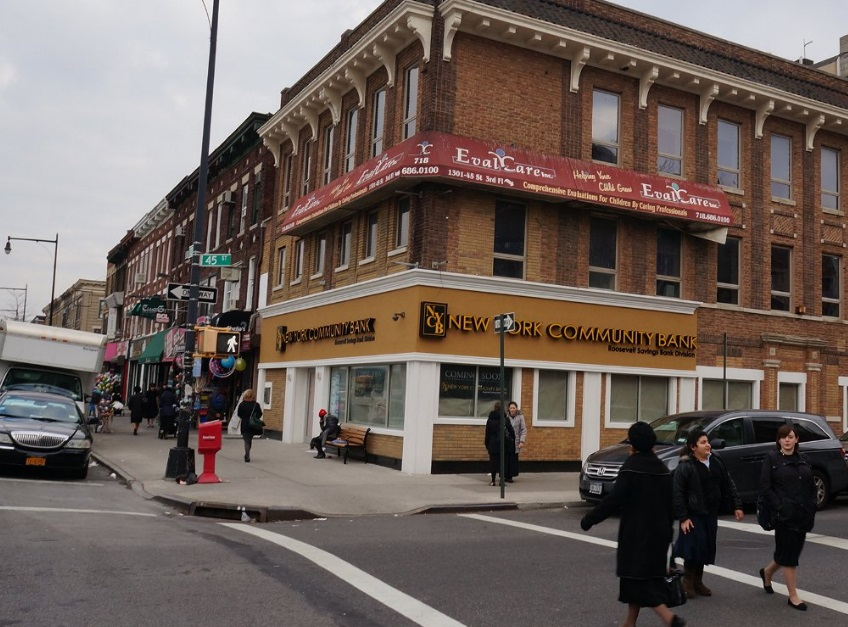 Borough park ny will another 13th avenue bank be an asset to bp new york community bank set to open dec 9 2013 is seen publicscrutiny Image collections
