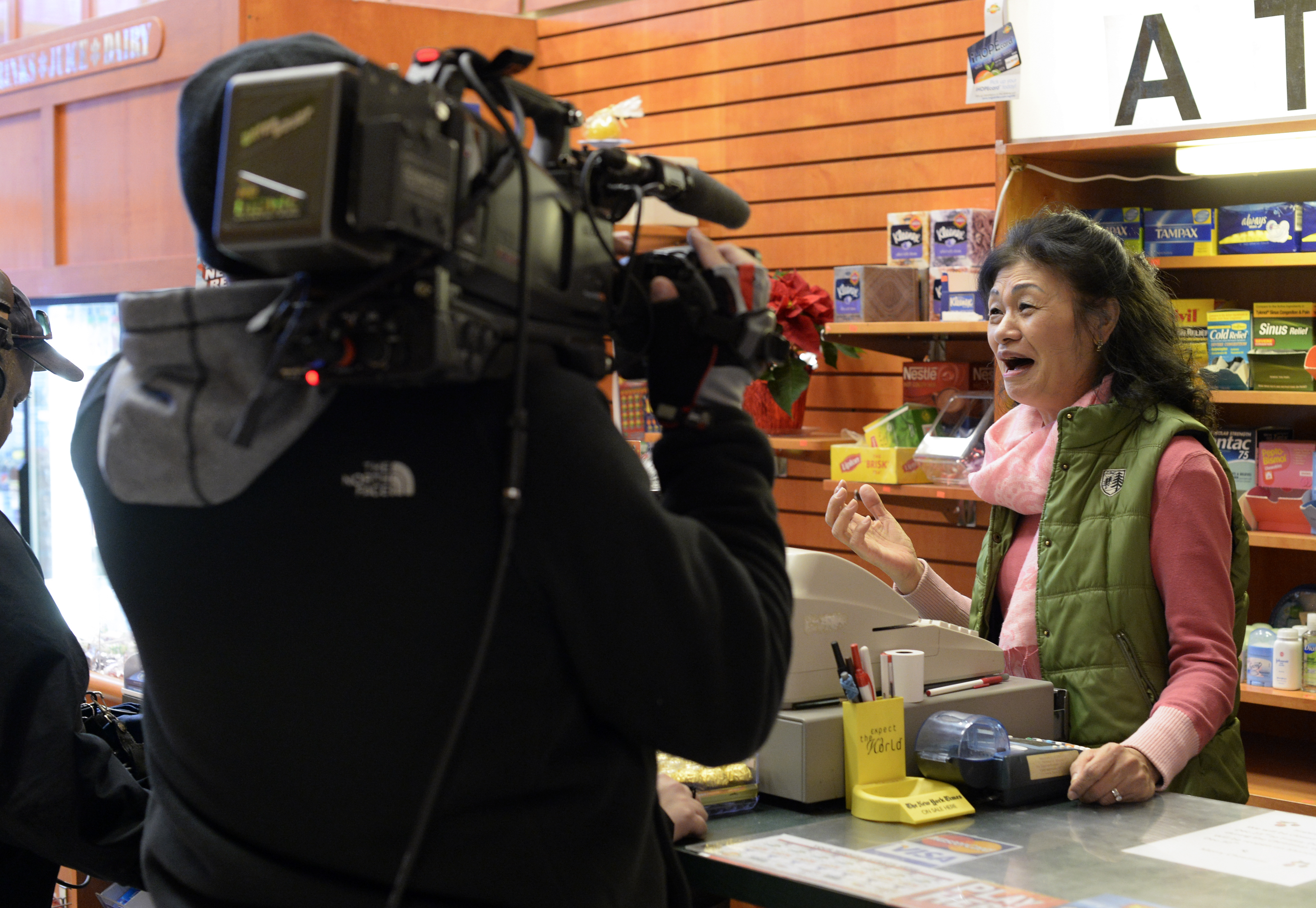 Atlanta - Ga  Officials: Lotto Winner Has Come Forward
