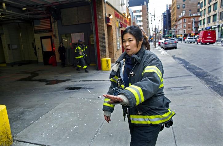 New York Ny 37 Women Make Up 10 500 Fdny Member Department
