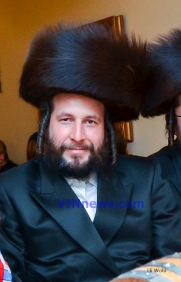 Menachem Stark (FILE photo Eli Wohl/VINnews.com)