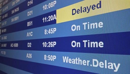 Dallas - Weather, Computer Outage Cause Flight Delays - Vos