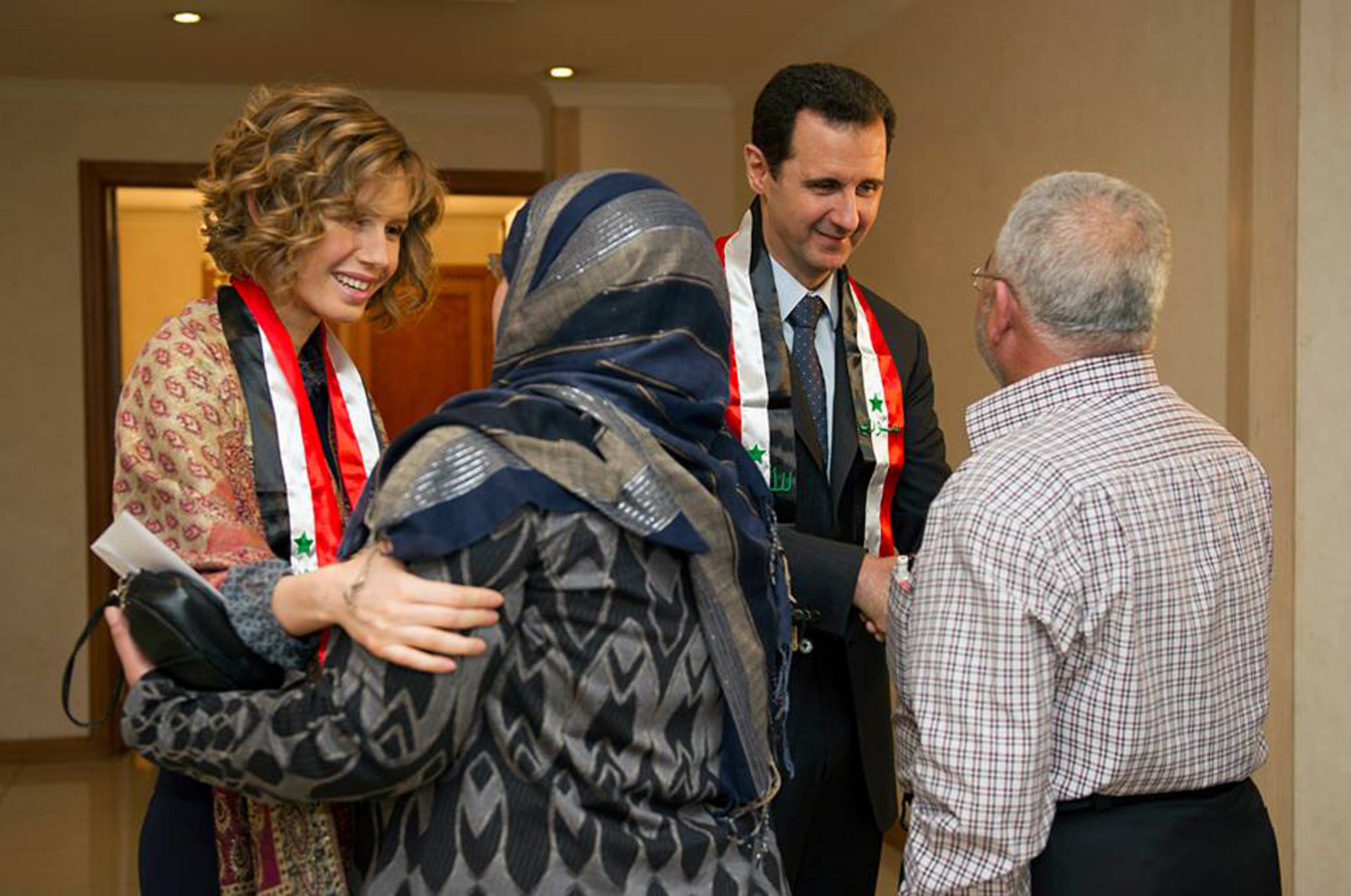Damascus - Assad Preparing To Run For President Despite War