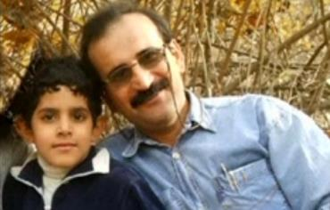 Gholamreza Khosravi Savajani, the Iranian man executed by Iran Photo: REUTERS
