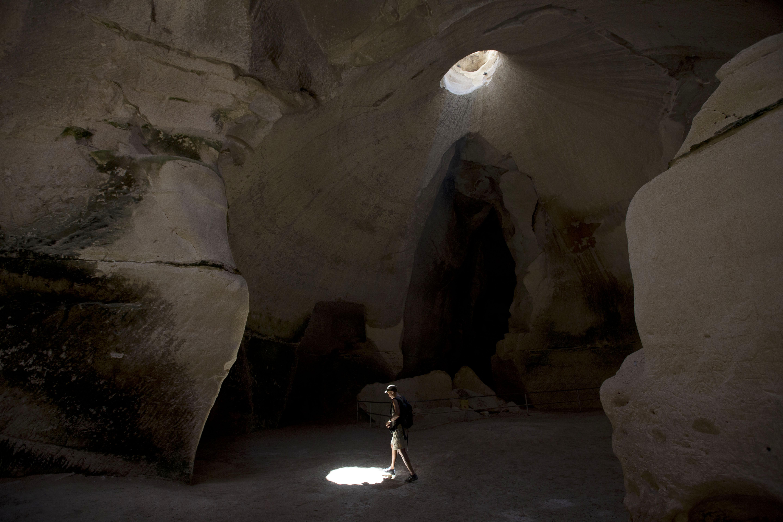 Man Cave Universal City : Jerusalem israel caves declared unesco world heritage site