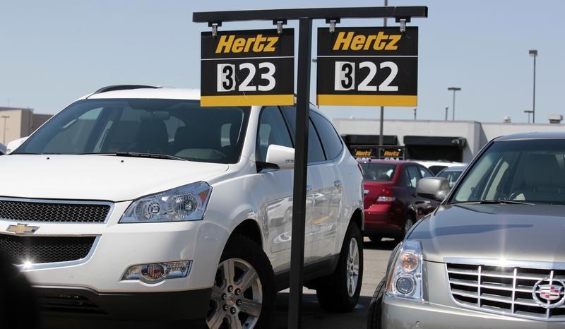Hertz car rental near seattle airport 14