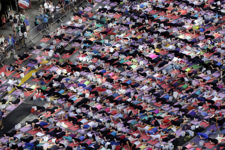 Times Square Celebration