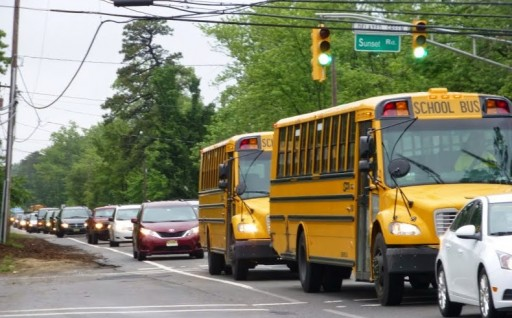 School Bus Cancellations: School Bus Protest In Lakewood Causes Only