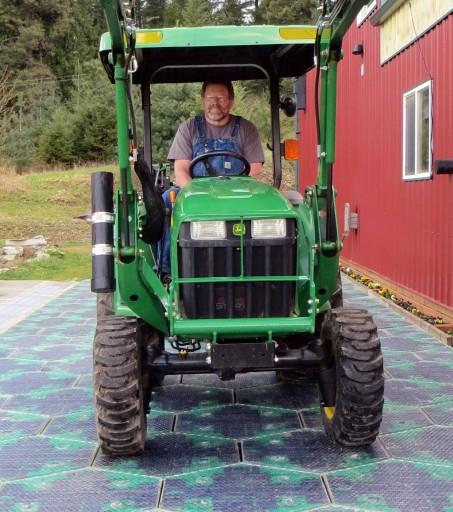 Spokane Wa Inventor Pushes Solar Panels For Roads Highways