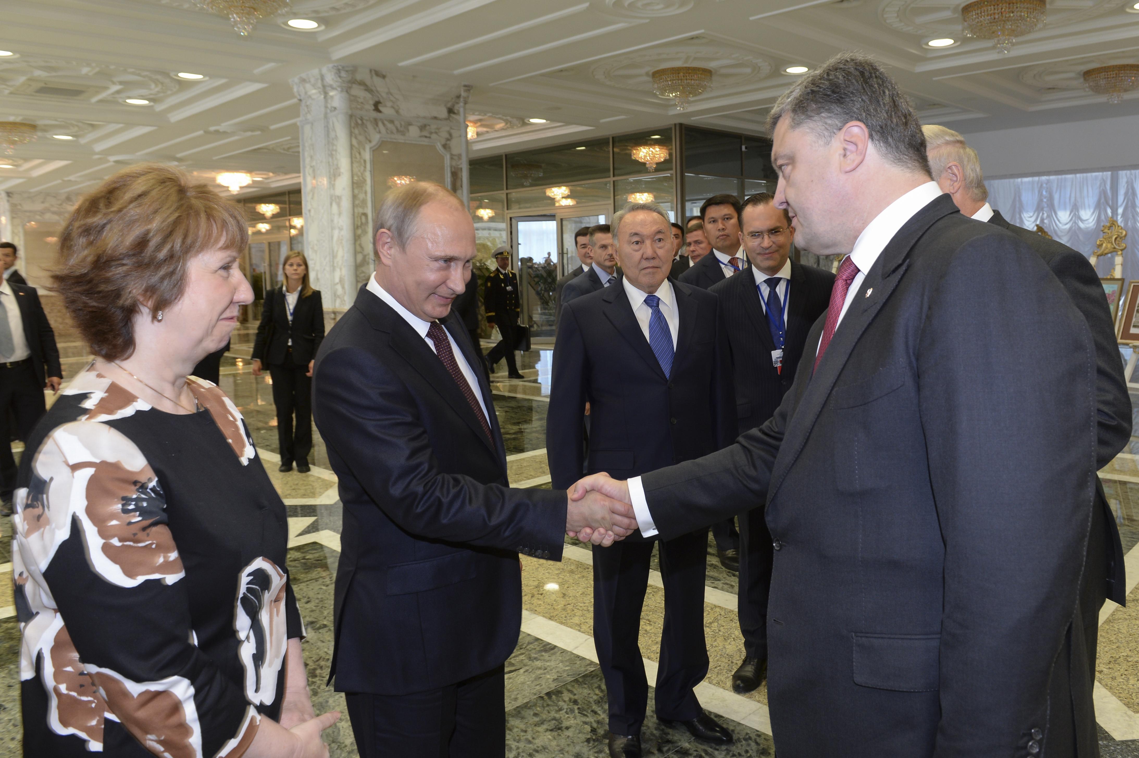 Russian Ukrainian Belorussian Hand 91
