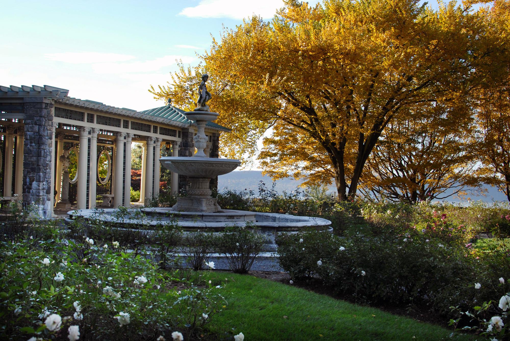 Tarrytown Ny Autumn In Ny S Hudson Valley History And