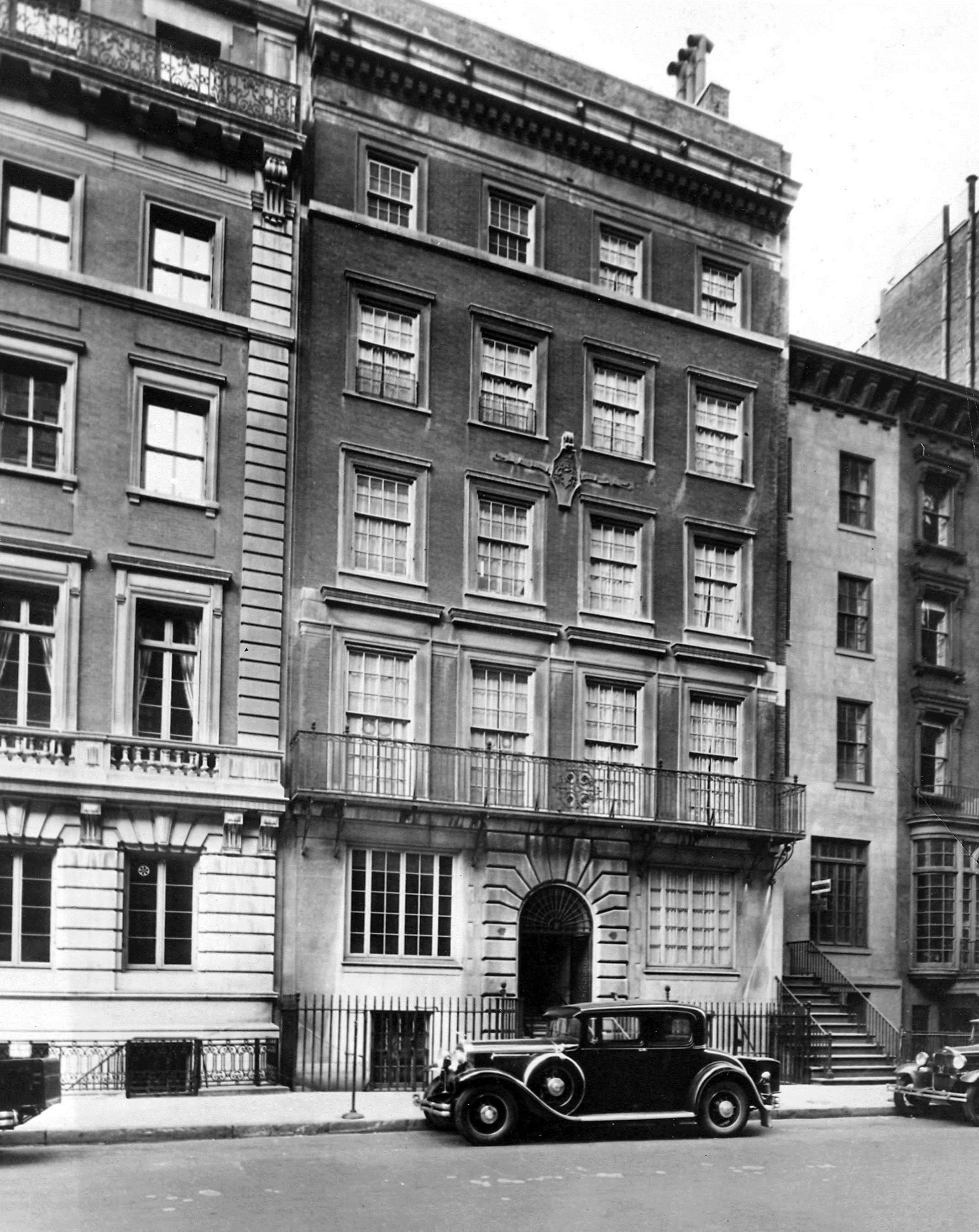New york nyc 39 s roosevelt house history and education - The home hunter ...
