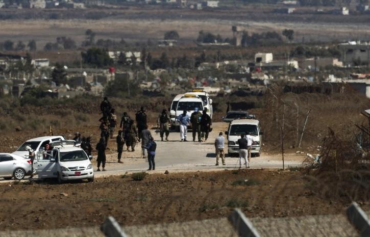UN: Syrian Rebels Free 45 Fijian Peacekeepers