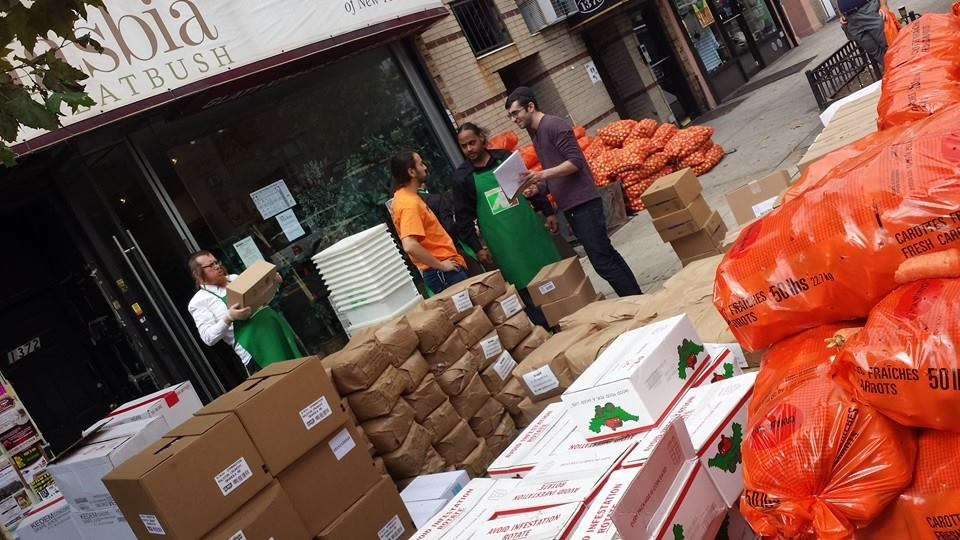 new york nyc report need for emergency food remains high