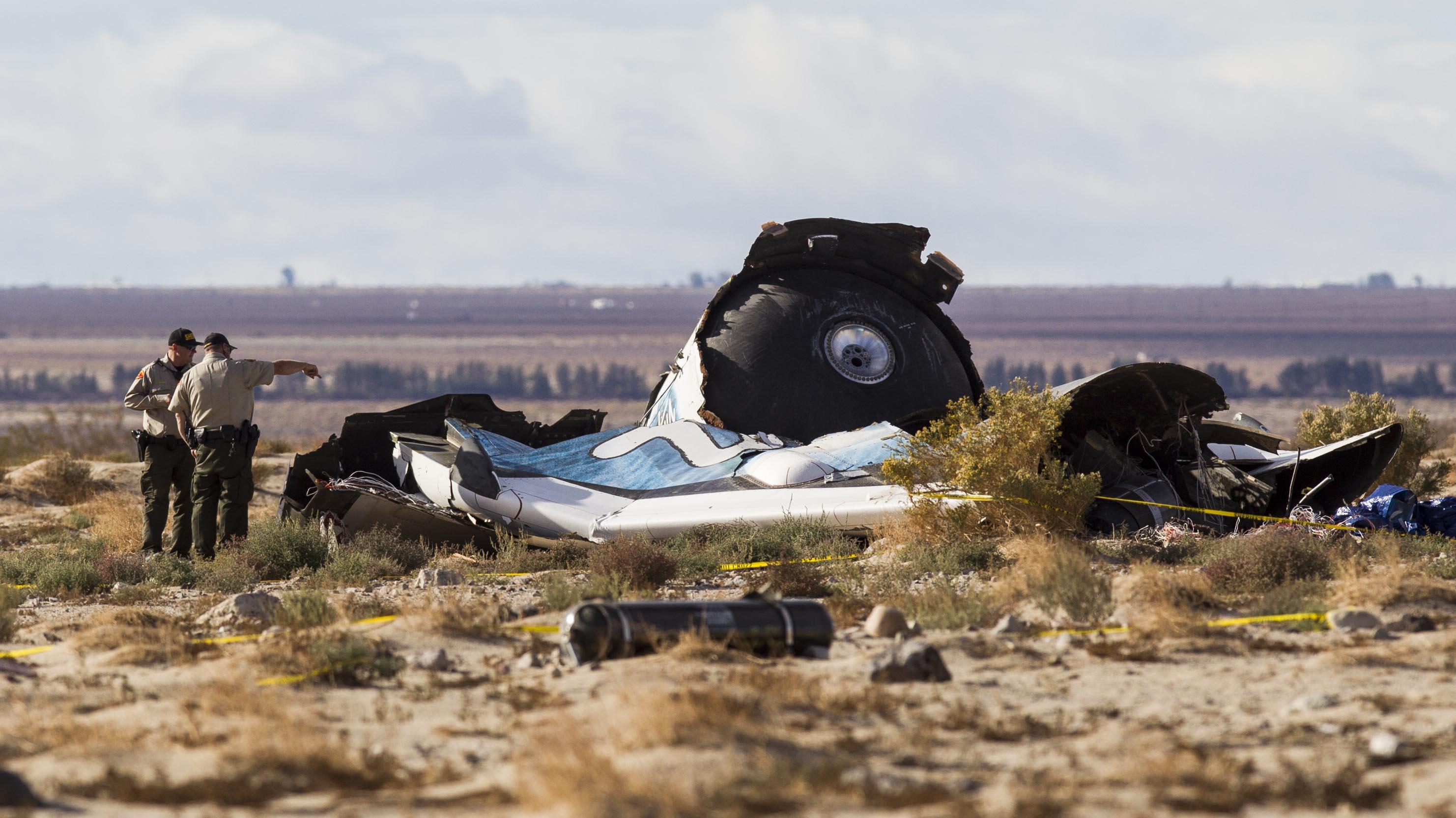 space ship crash - photo #26