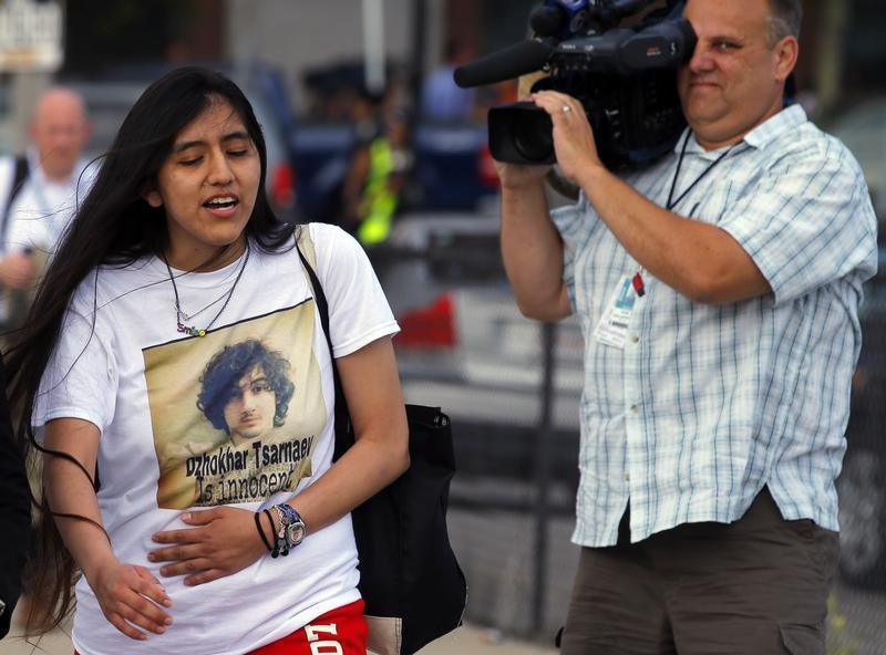 Boston - Marathon Bombing Suspect Asks To Move Trial