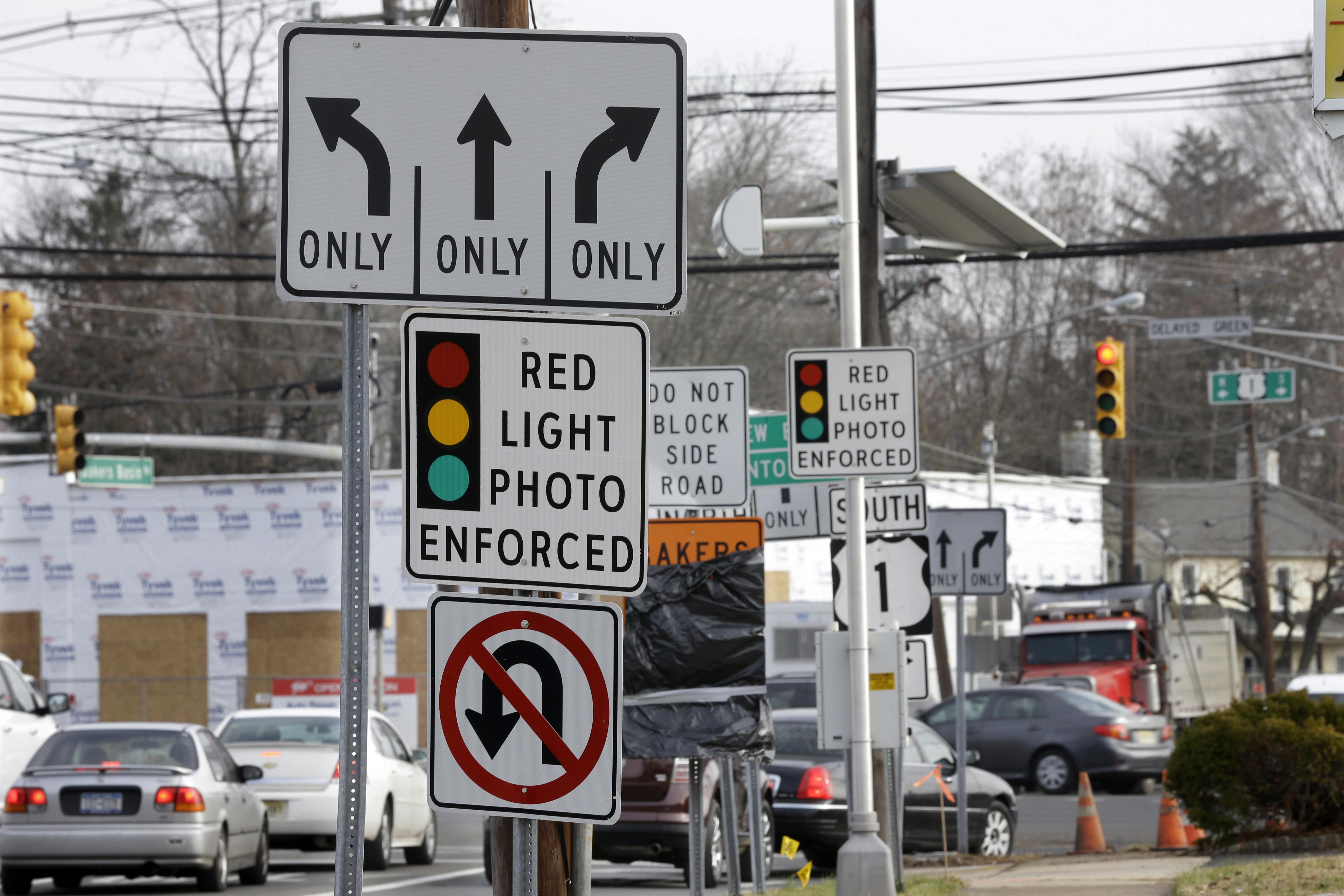 17 Traffic On Garden State Parkway Decor23