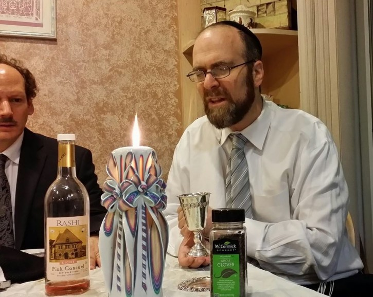 Reb Dovid Winiarz