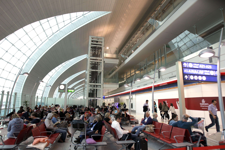 Dubai Uae Dubai Claims Title Of World S Busiest