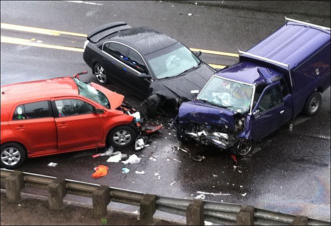 Washington Study Chances Of Dying In A Car Crash