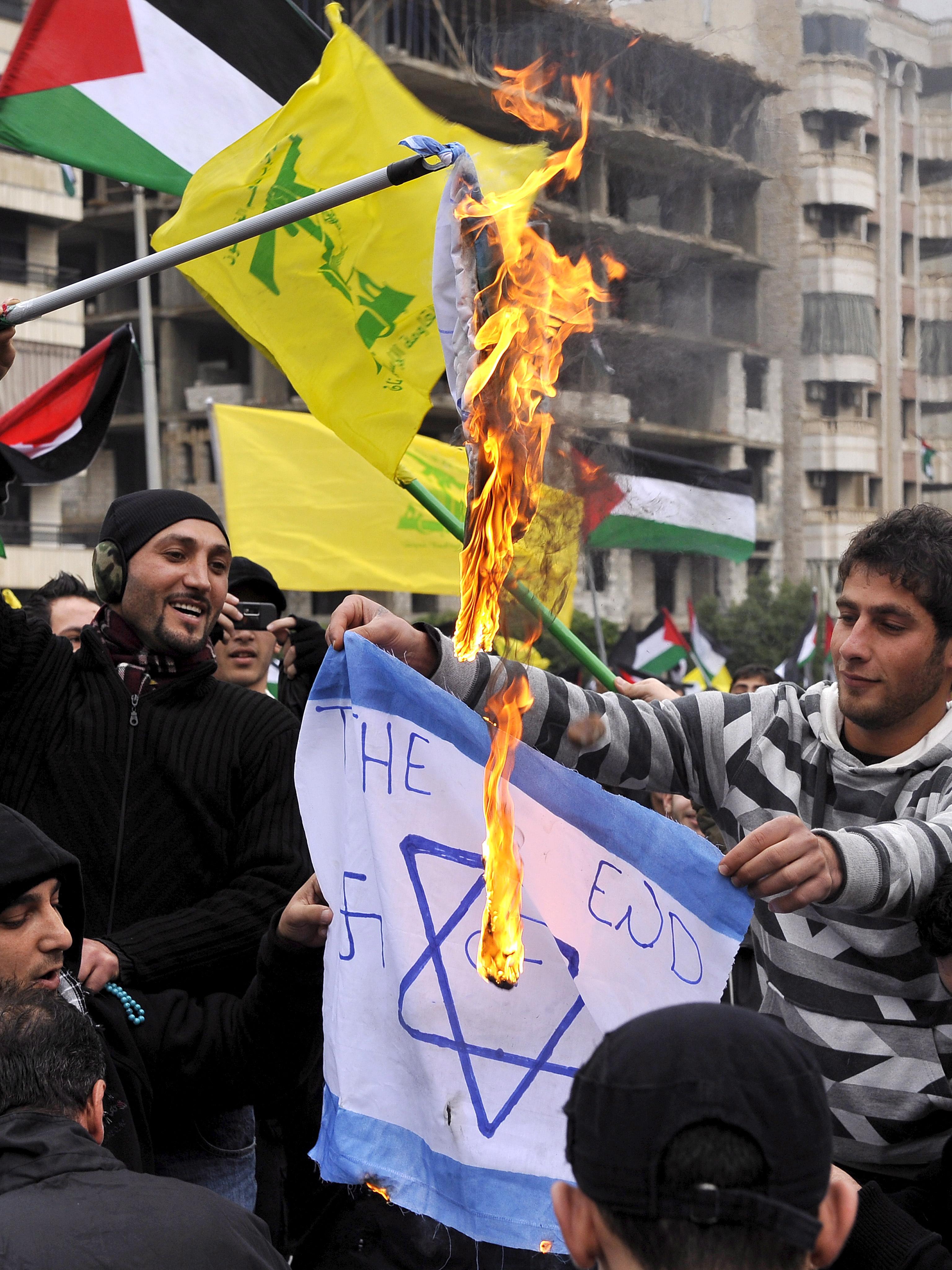 Image result for hezbollah jerusalem