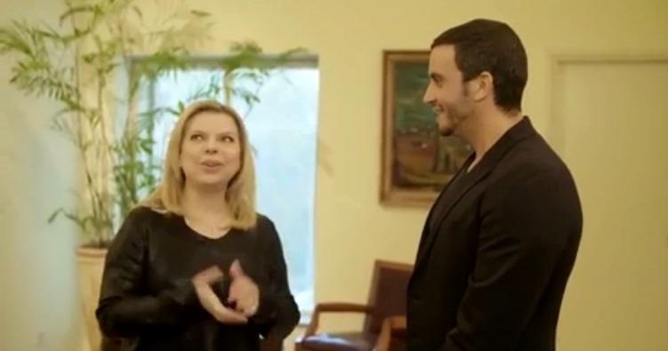 Jerusalem - VIDEO: Sara Netanyahu Takes Celebrity Interior