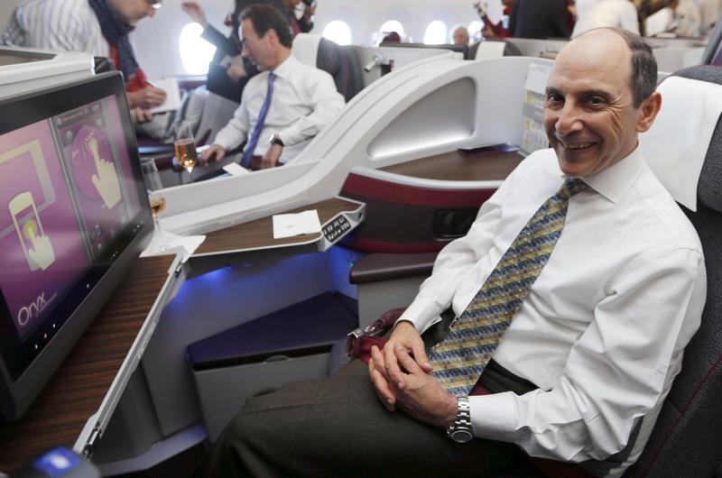 Doha - Qatar Airways Boss Accuses Delta Of Flying 'Crap' Planes