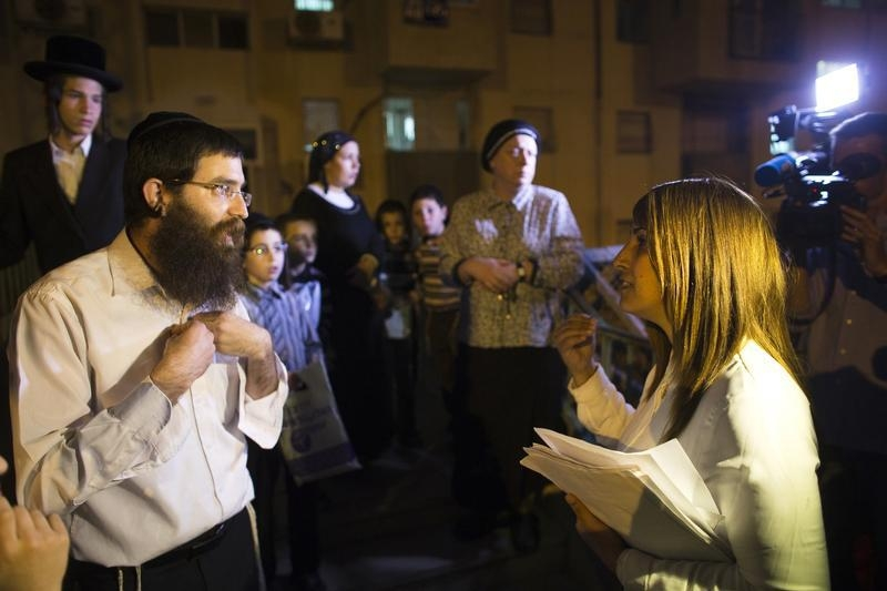 Jerusalem - Women Gain Influence In Israeli Politics After ...