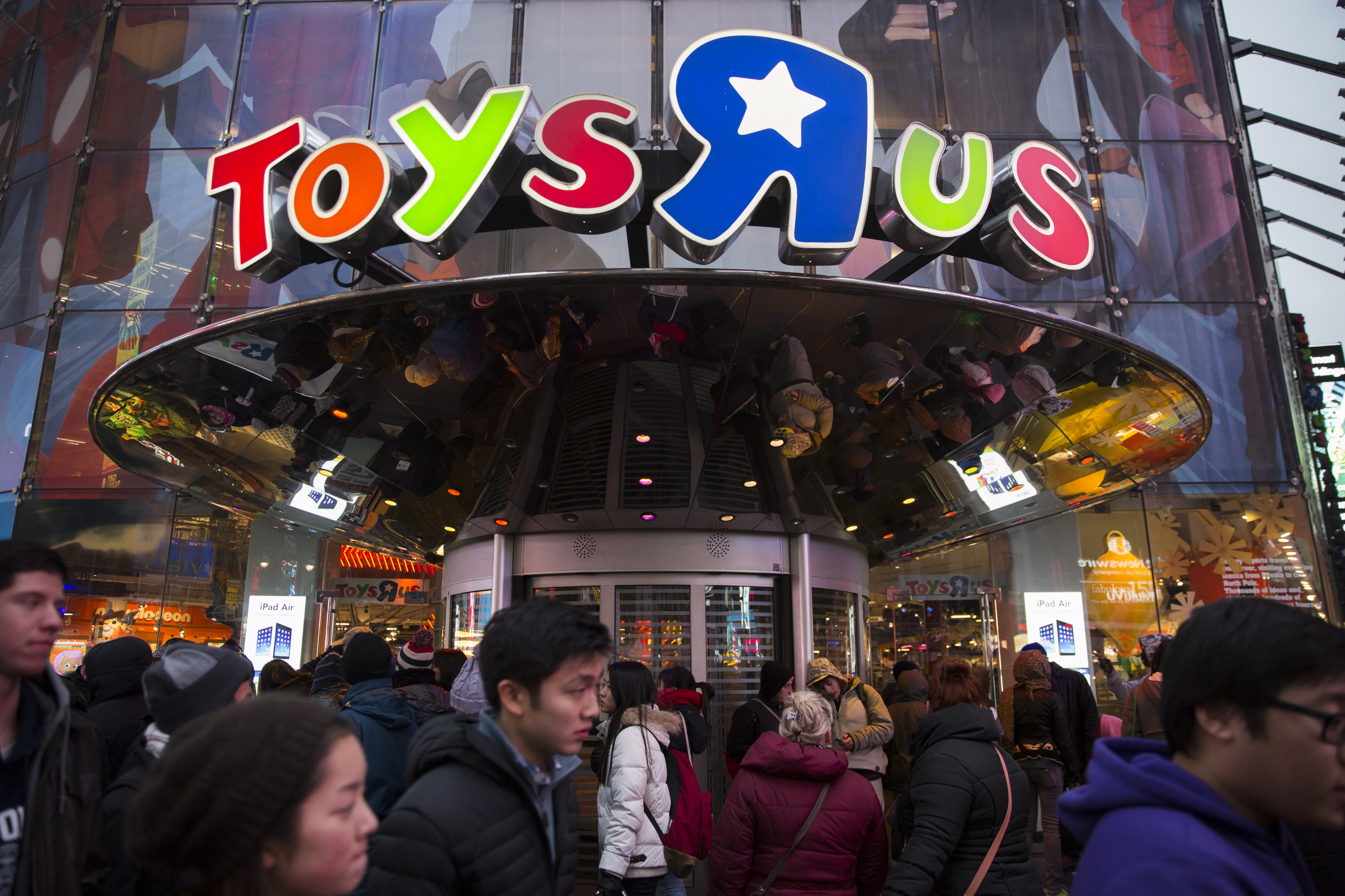 New Toys At Toys R Us : New york ny toys r us leaving times square location