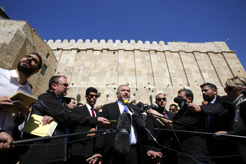 Israel - Avigdor Liberman: I Am True Leader Of Right-Wing ...