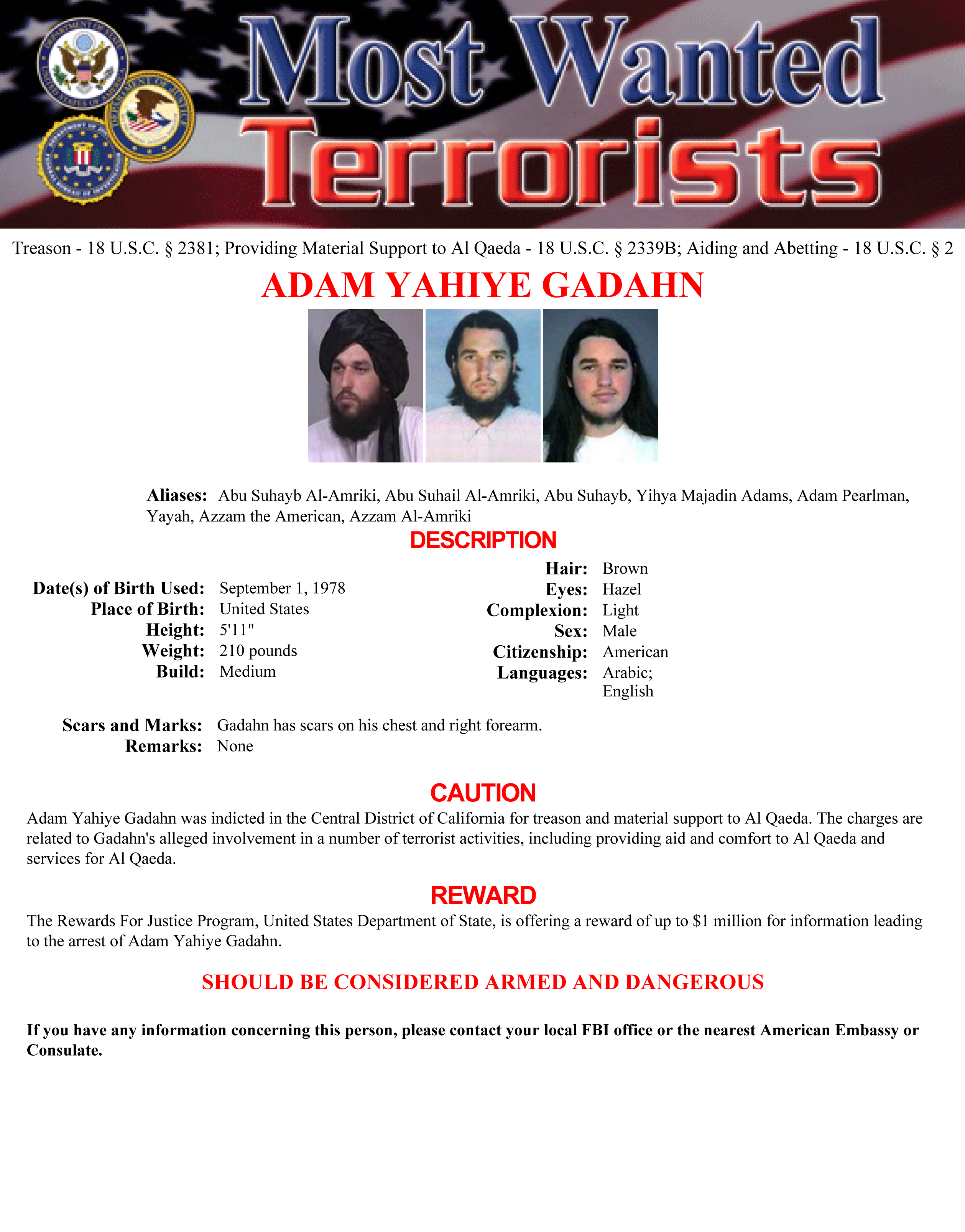 Al Qaeda Network