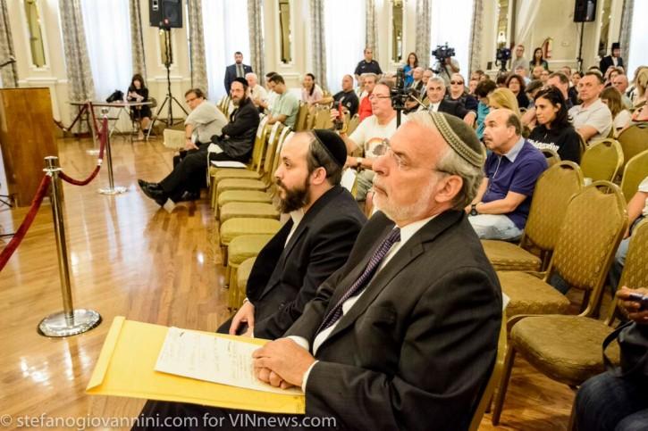 NY Assemblyman Dov Hikind