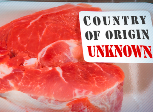 Washington – House Votes To Repeal Country-of-origin Labeling On Meat