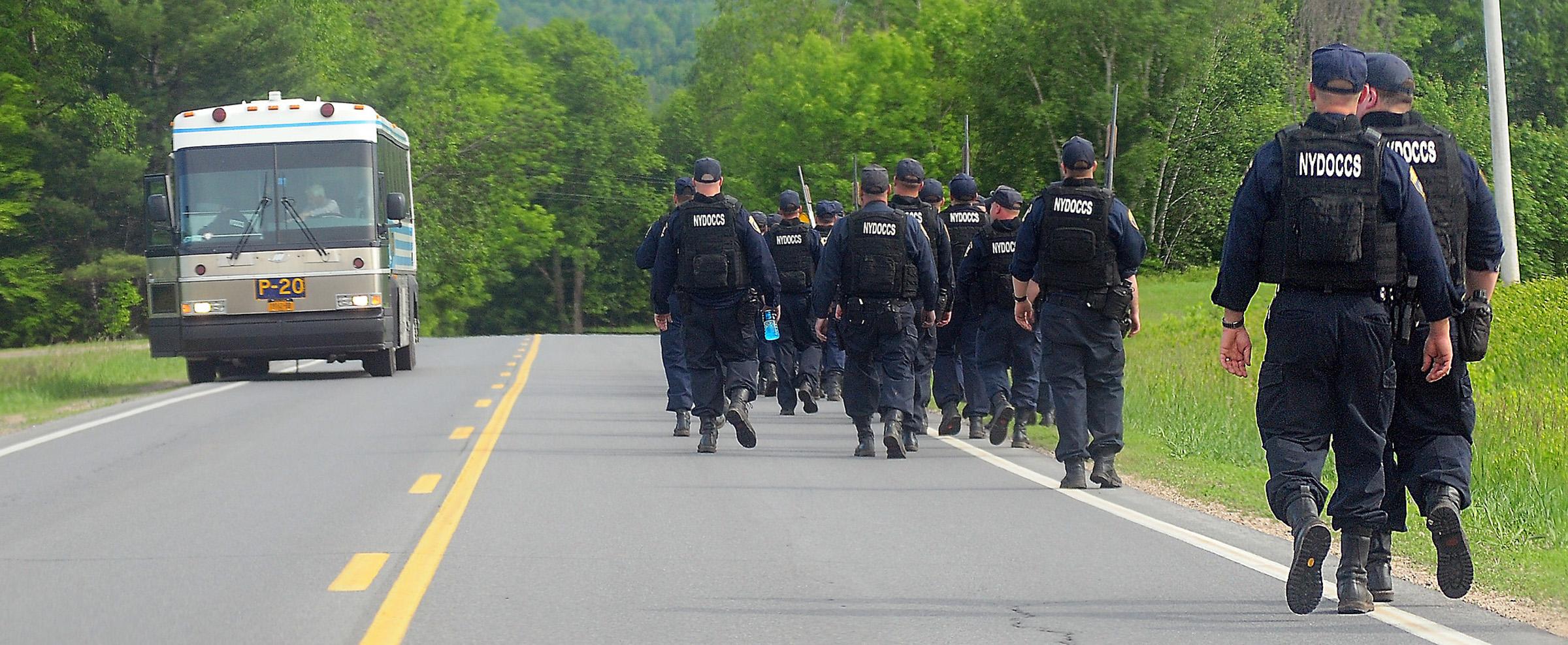 Dannemora, NY - Cuomo: Prison Escape Probe Focuses On Likely