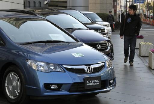 Detroit – Slow Sales Cause Honda To Scrub Natural Gas, Hybrid Civics